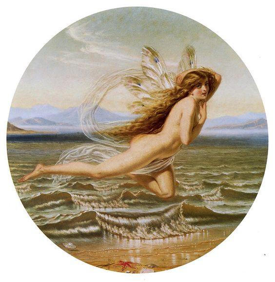 Fairy Queen - Sophie Anderson