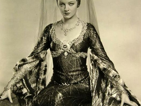 Morgan le Fay On Screen: Myrna Loy