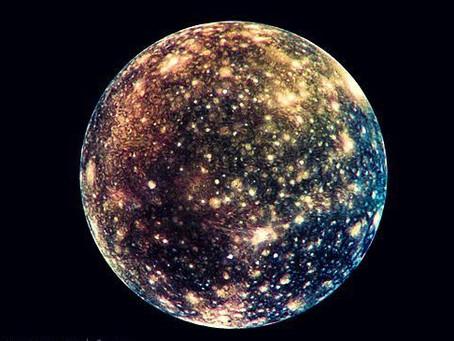 Goddess Kallisto, forever in the stars.
