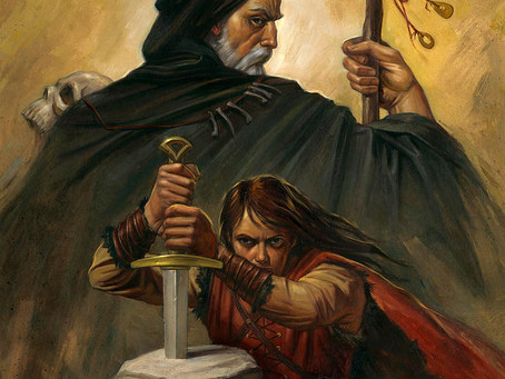 Merlin #FolkloreThursday