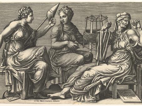 Origins of Morgan le Fay: Morgan and the Moirae (the Fates)