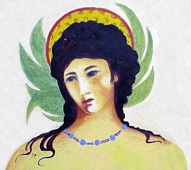 Goddess of the Week. Coventina, goddess of nature, and fertility