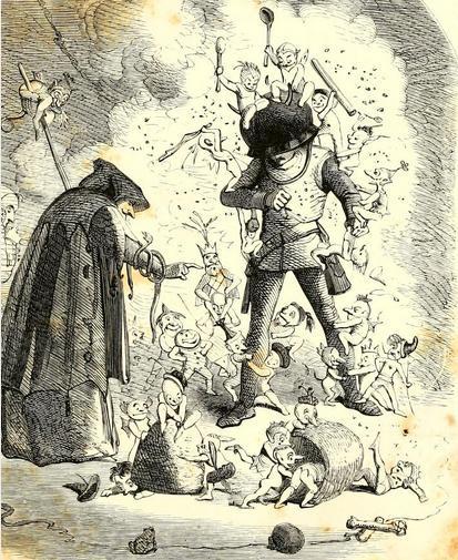 Piskies - Unknown Illustrator