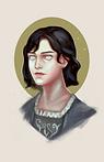 Ganieda, Merlin's Twin