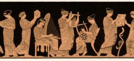 Origins of Morgan le Fay: Morgan and the Muses