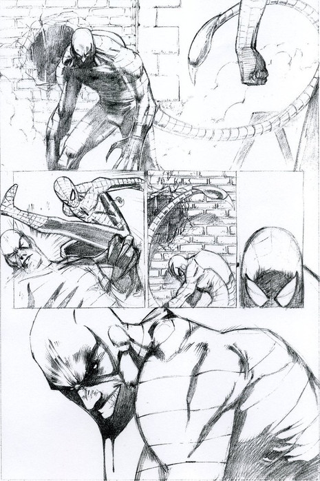 Spiderman vs. Scorpion Page 3