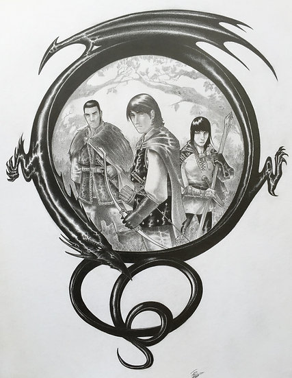 Heroes Circle