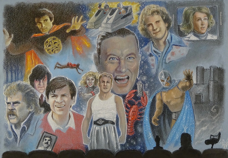 MST3K Collage (Original)