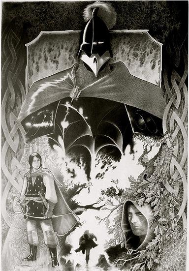 Blackstone Poster Print