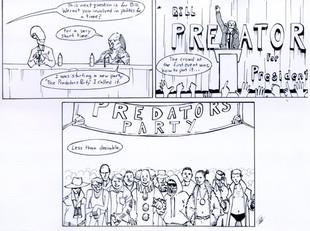 The Predators Party