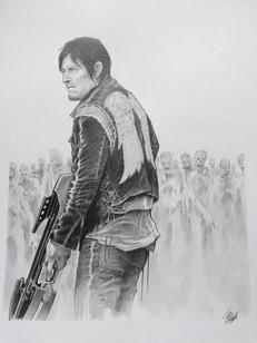 Darryl from The Walking Dead