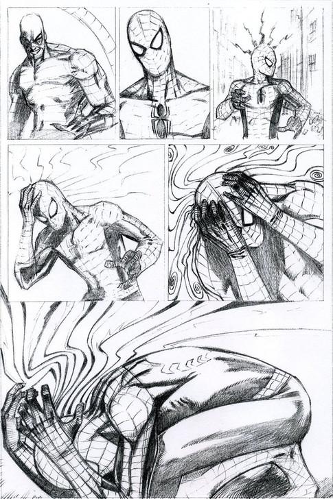 Spiderman vs. Scorpion Page 4