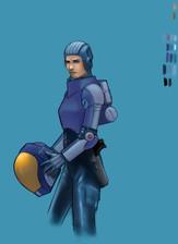Space Suit Concept 2