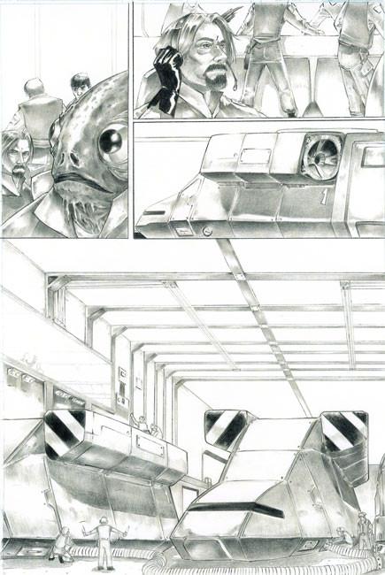 Star Wars Comic Page 4