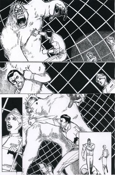 Ape Fight Page 2