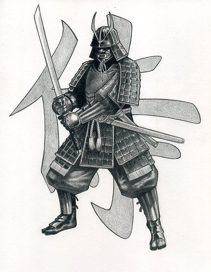 Masked Samurai