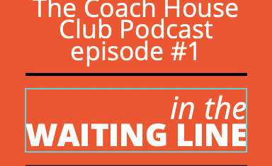 PODCAST. Episode #1. In the waiting line.