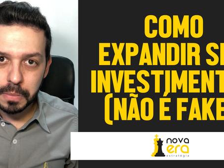 Como Expandir Sem Investimento (Não é Fake!)