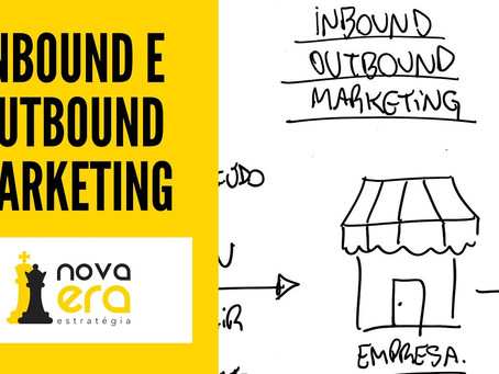 Entenda Inbound e Outbound Marketing