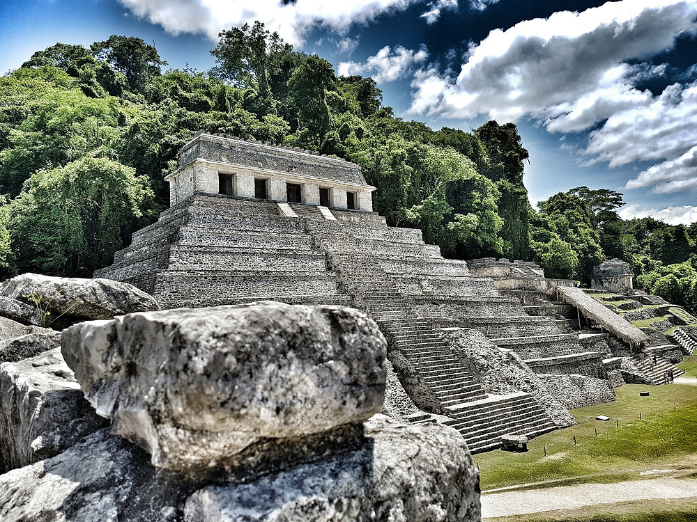 Palenque, Chiapas, México