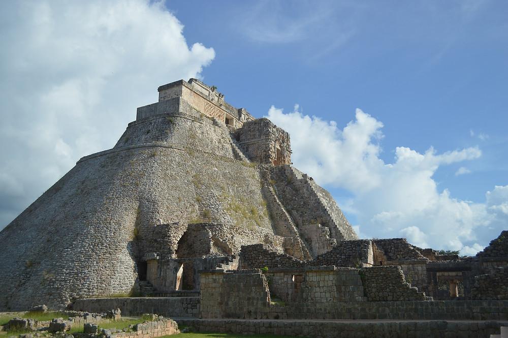 Uxal, Yucatán, México