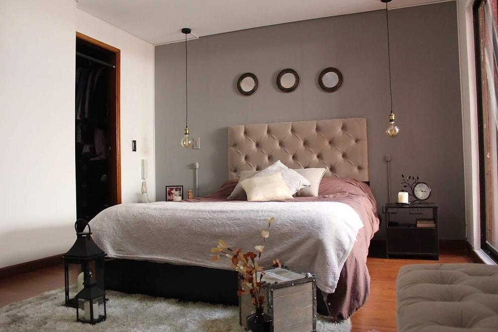 Dormitorio Diseño interior