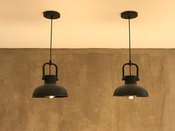 Lámparas colgantes industrial