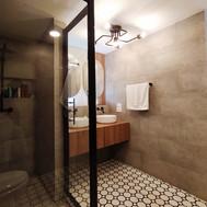 Detalles de acabados baño