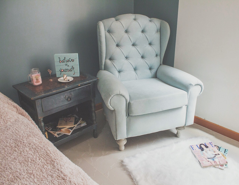Muebles antiguos para decorar