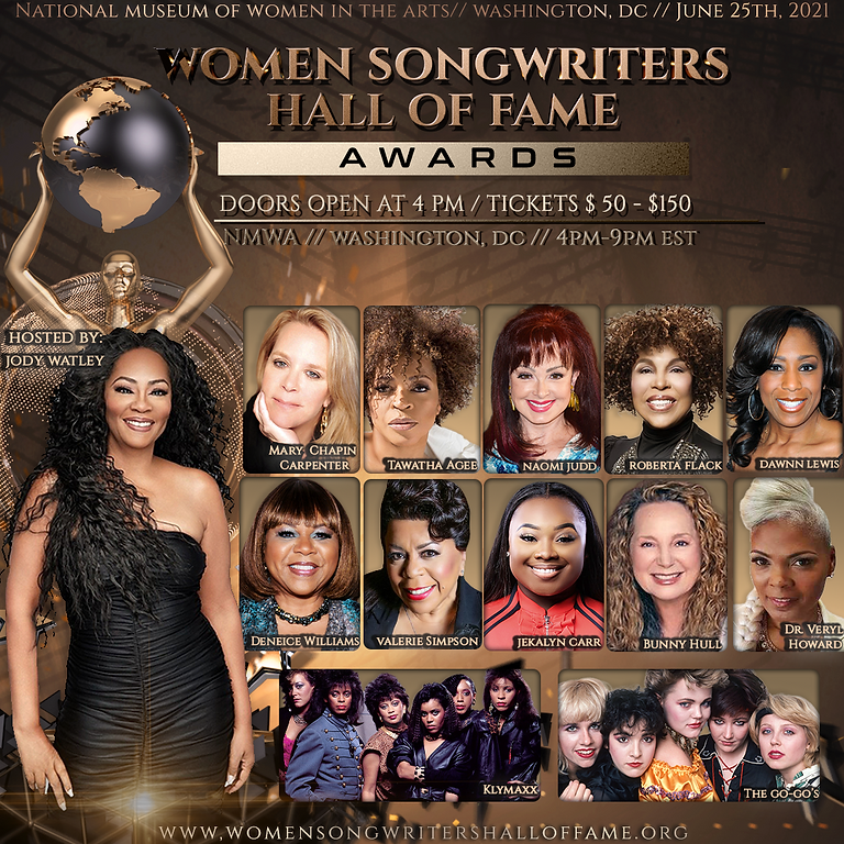 Women Songwriters Hall of Fame Awards