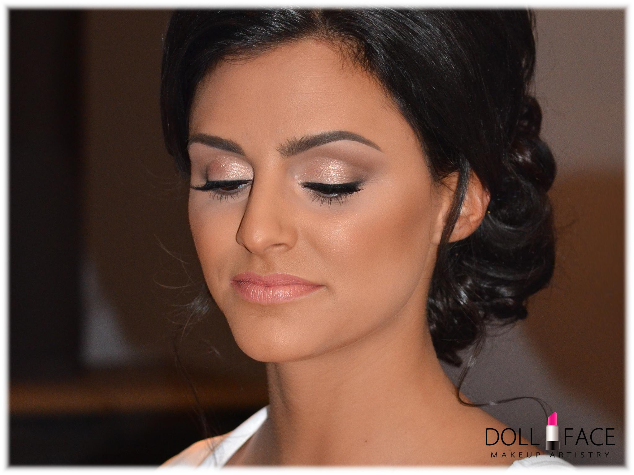 Best New Jersey Bridal Makeup Artist