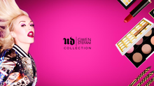 Urban Decay x Gwen Stefani Collection for Spring 2016