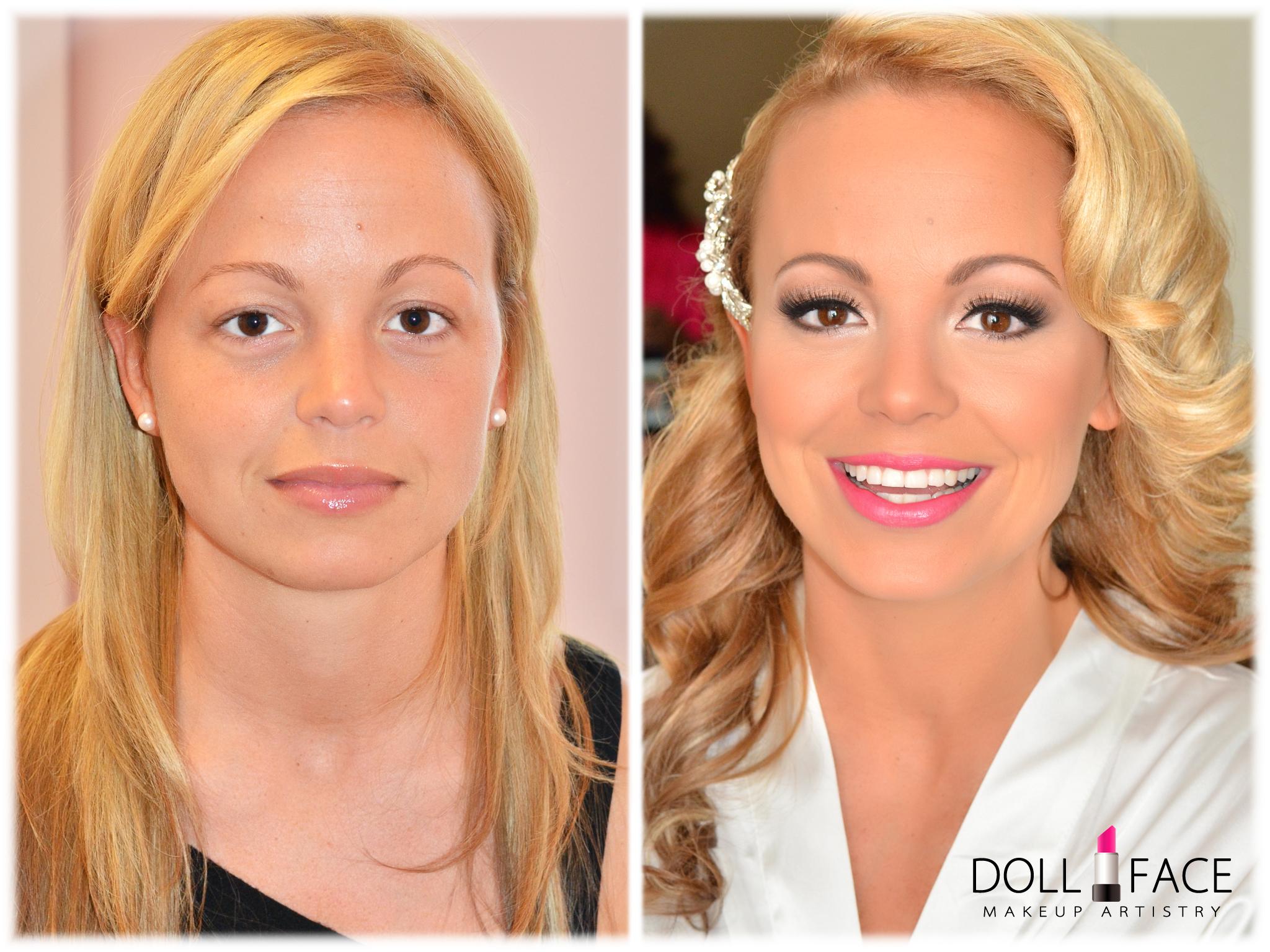 on-location bridal makeup artist