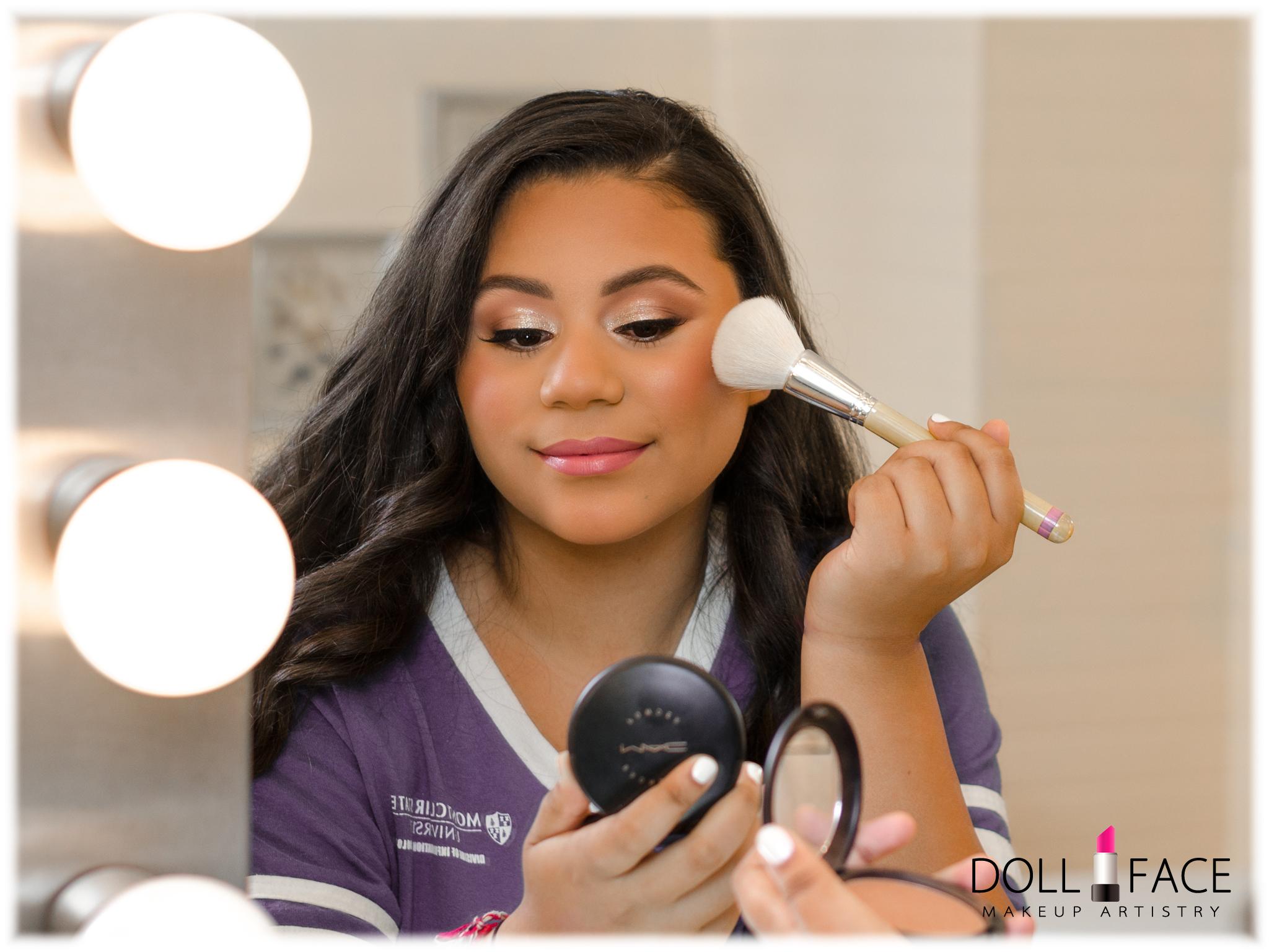 Airbrush Prom Makeup Artist NJ
