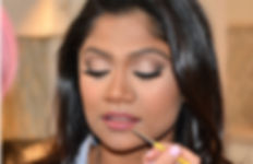 Mac Makeup Artist in New Jersey offering Bridal Makeup for Weddings including bridesmaids