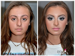 Monmouth County Prom Makeup