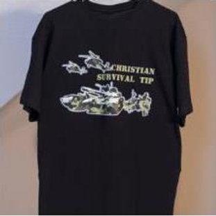 Christian Survival Tip T-shirt