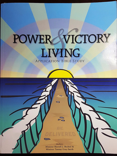 Power and Victory Living Application Study Bible
