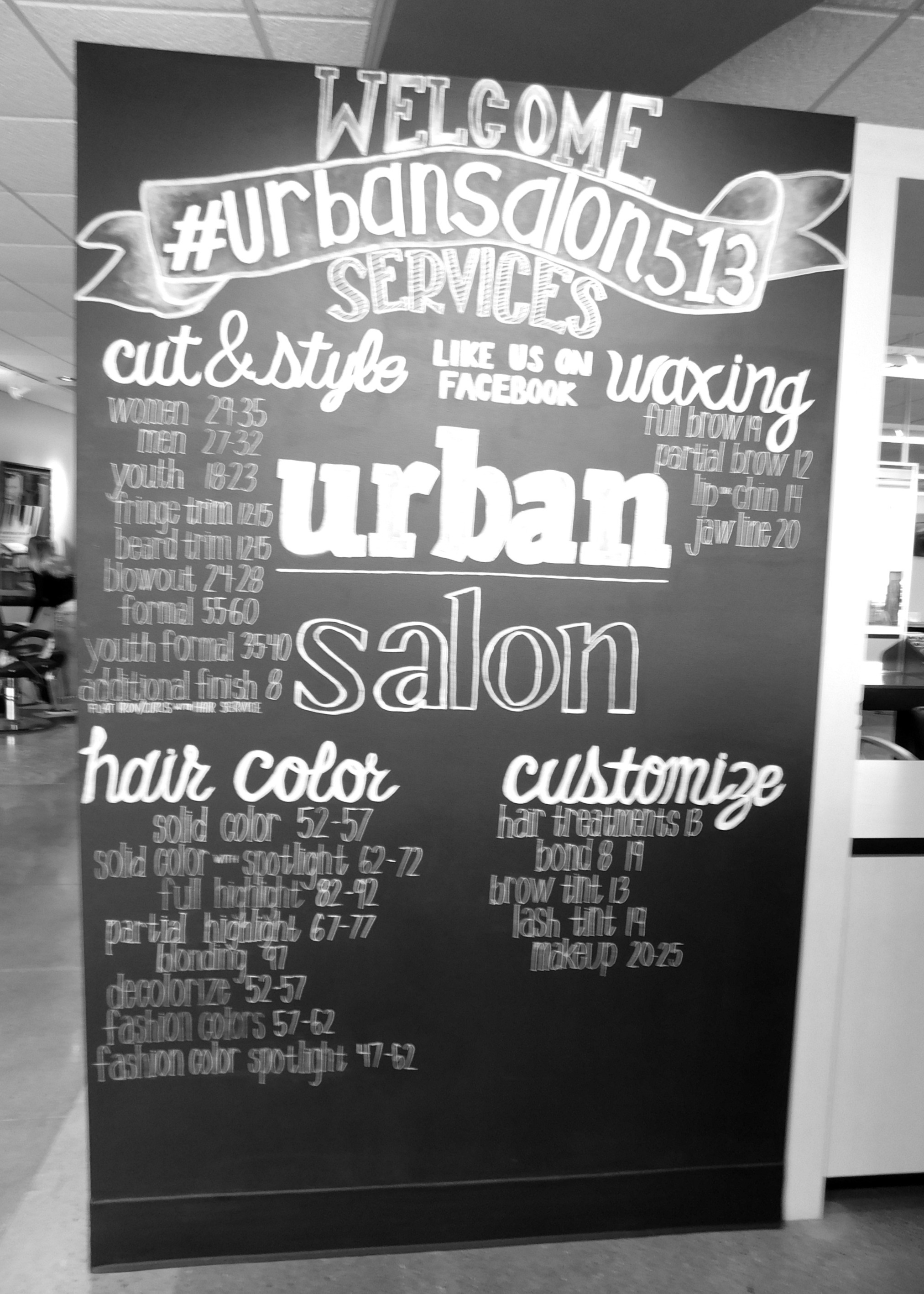 Urban Salon Services