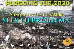 Plooging Tour en Potrero de los Funes
