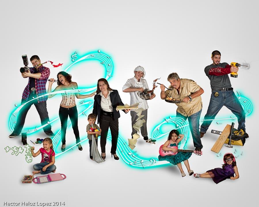the family portrait part