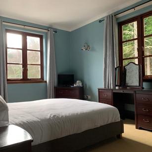 Woodland View Room at the Craigdarroch Inn
