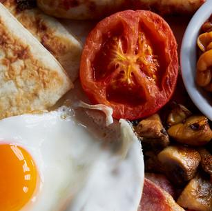Breakfast at the Craigdarroch Inn