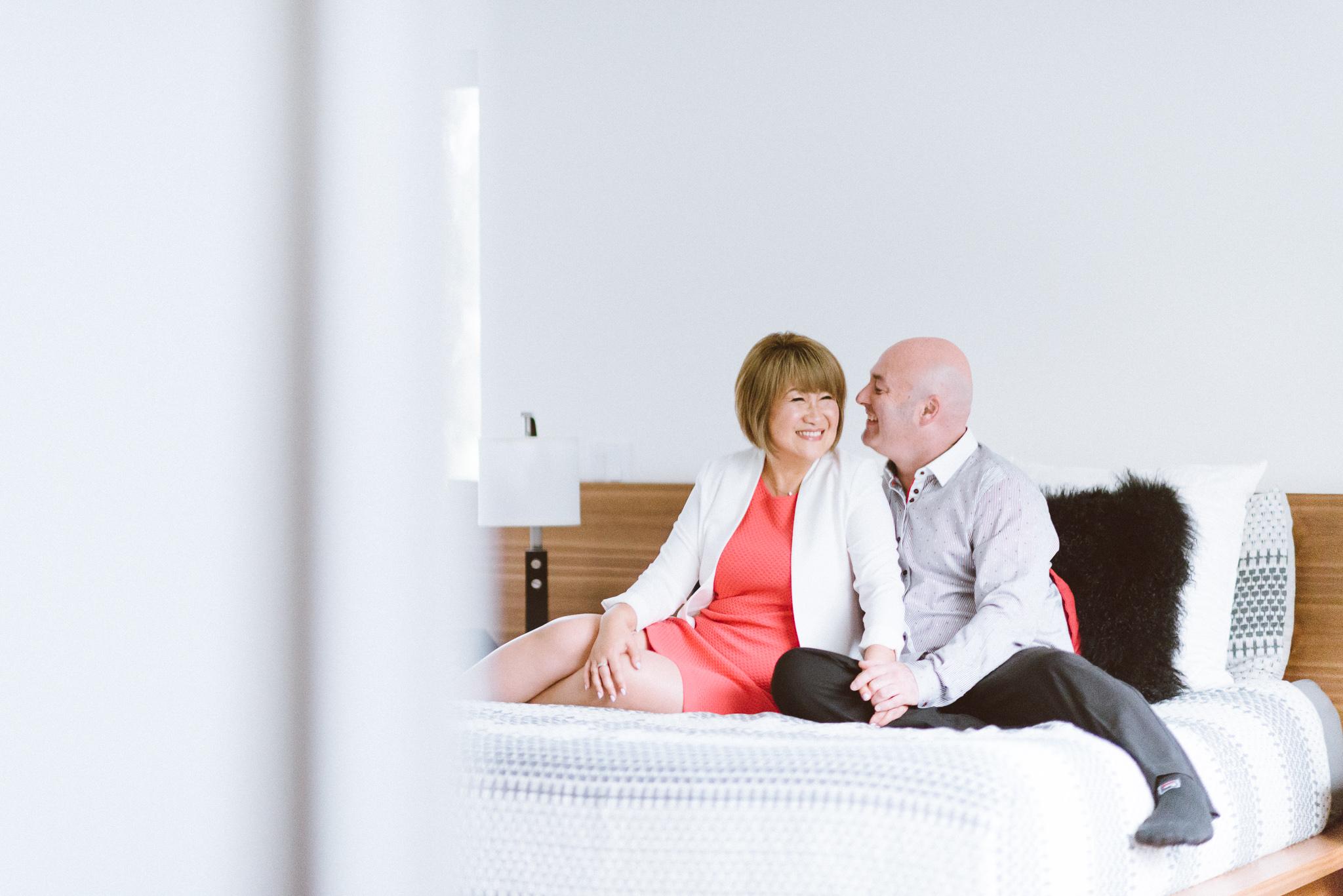 夫婦の会話タイム