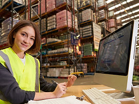Warehousing Staff