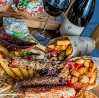 The Souvlaki Greek Feast