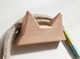Fluffy Ear Hanger - A daily use hanger