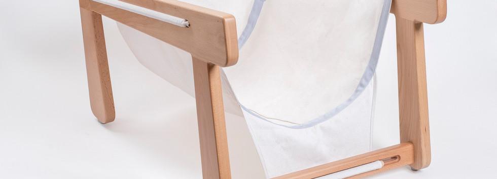 Semi Cover - Ivory White