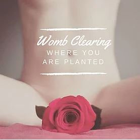 Womb clearing guided meditation