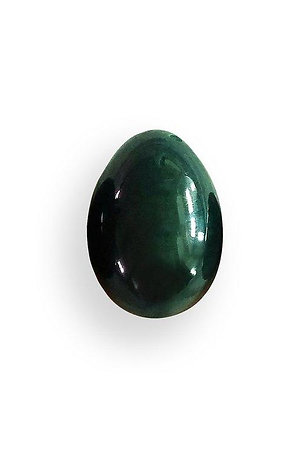 Canadian Nephrite Jade Yoni Egg
